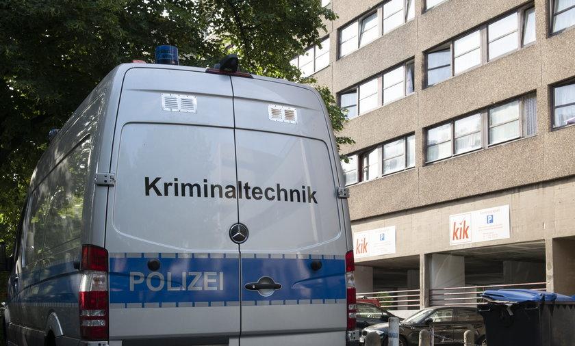 92-latka zgwałcona i zamordowana w prestiżowej dzielnicy Berlina.