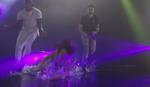 ČOVEČE, OVO JE BOLELO! Srpska pevačica na snimanju spota pala i POLOMILA REBRO (VIDEO)