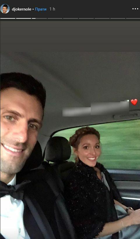 Jelena i Novak se poljubili pred svima, a onda je Đoković sve nasmejao onim što je učinio posle toga!