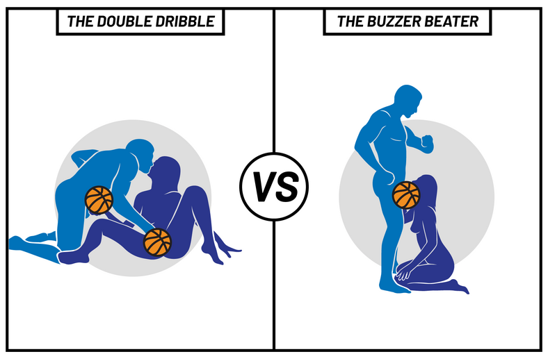 March Madness: The Sex Position Edition