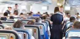 Samolot wyleciał z Wrocławia. Wtedy pasażer zaatakował stewardesę
