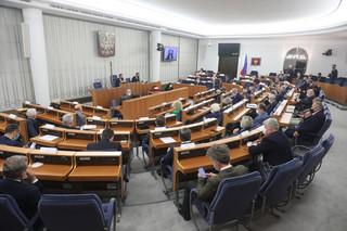 Senat przyjął ustawę ratyfikacyjną dotyczącą Funduszu Odbudowy