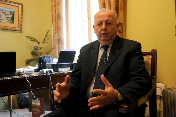 Nikola Gogić, direktor muzeja