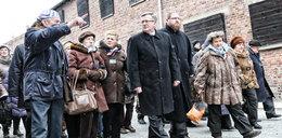 Komorowski w Auschwitz: Tu runęła nasza cywilizacja