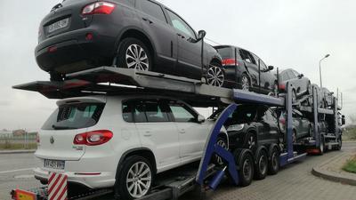 W maju sprowadzono do Polski więcej aut używanych niż w kwietniu