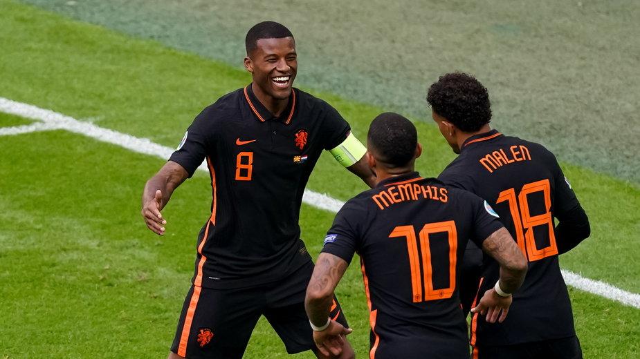 Reprezentanci Holandii