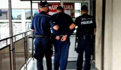 Brutalne zabójstwo w Grajewie. Skatowali mężczyznę kijem