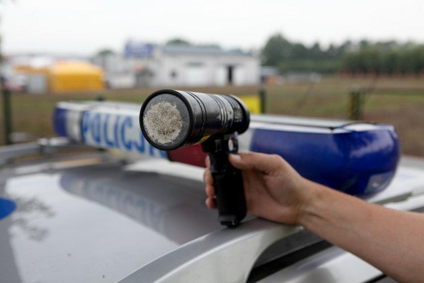 Policjanci chcą wycofania radarów Iskra