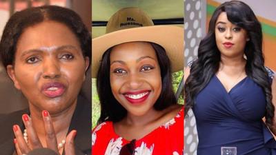 Tabitha Karanja speaks on Tecra Muigai's death, KTN's Sharon Momanyi announces pregnancy and other top stories