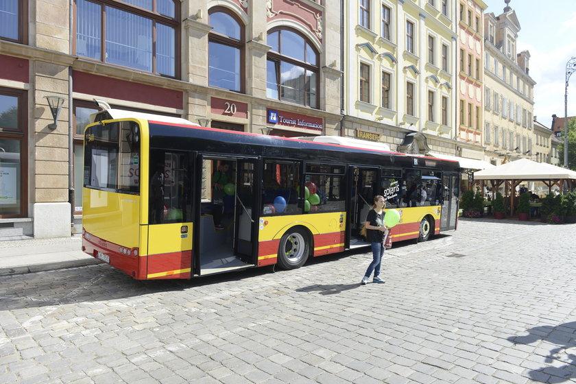 Nowe Solarisy już we Wrocławiu!