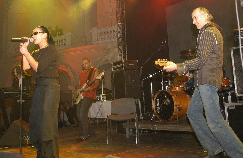 Kora i Marek Jackowski