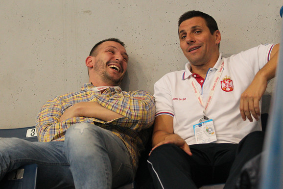 Ikodinović i Vujasinović uživali u čarolijama
