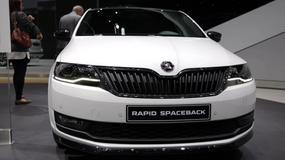 Skoda Rapid i Citigo na Genewa Motor Show 2017