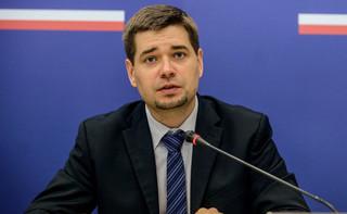 Generalny Inspektor Informacji Finansowej zablokował konto Królikowskiego
