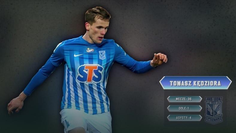 Tomasz Kędziora najlepszym prawym obrońcą sezonu