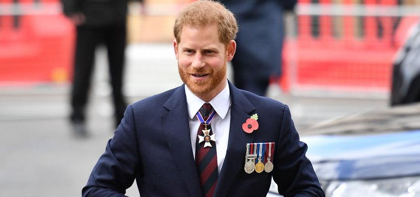Książę Harry skończył 37 lat. Dostał urocze życzenia od rodziny!