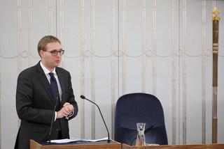 Sarnowski: Zmieniamy sposób finansowania jednostek samorządu terytorialnego
