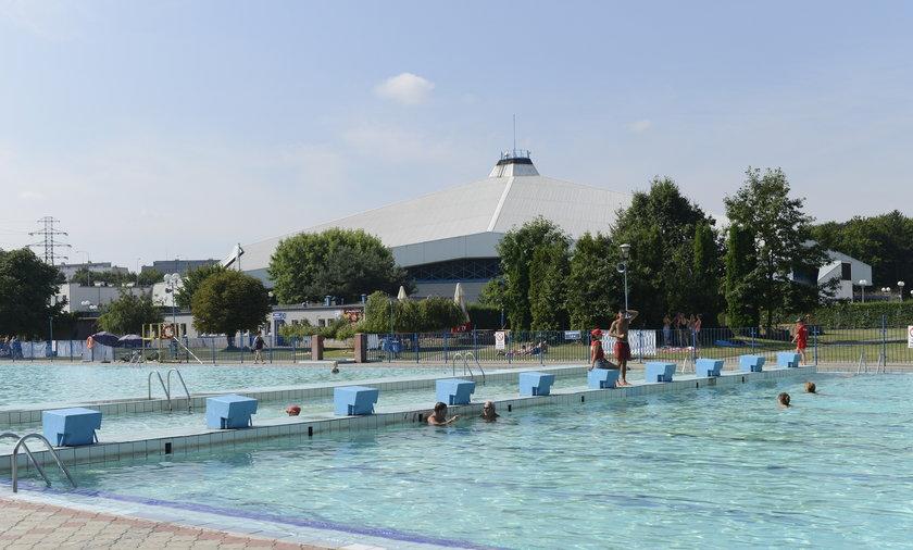 basen przy Wejherowskiej