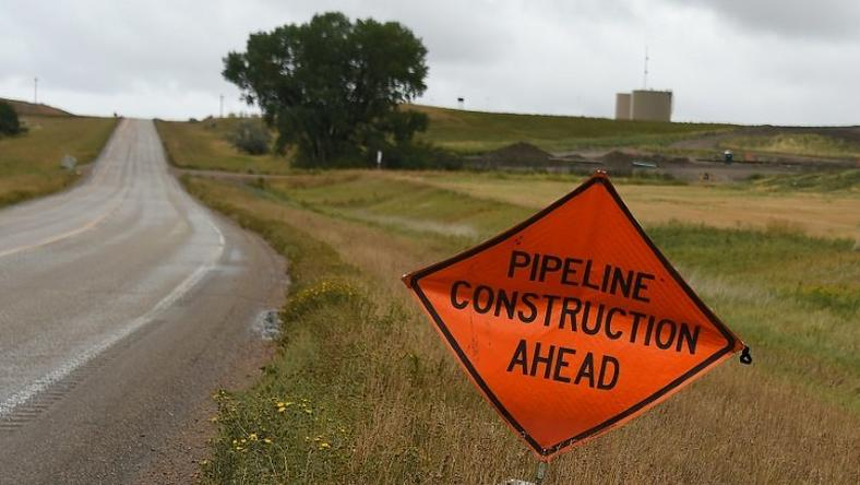 Donald Trump has vowed to relaunch the Keystone XL oil pipeline project