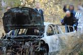 Vozilo koje su kako se sumnja koristile ubice nadjeno je zapaljeno u Ulici danila Kisa