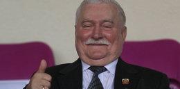 Lech Wałęsa da sygnał do startu