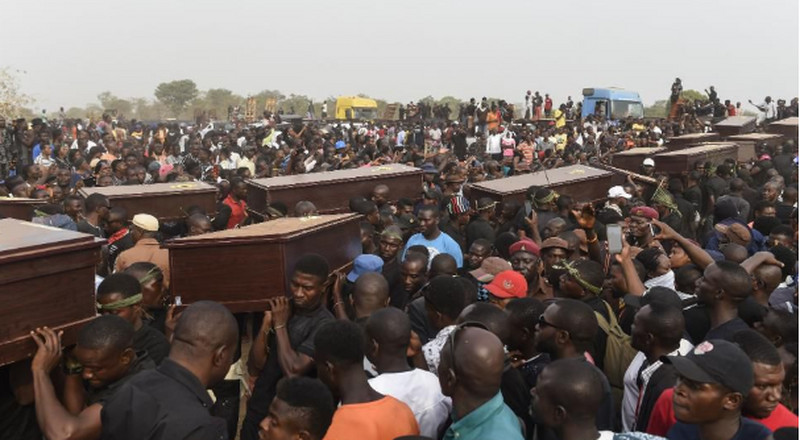 Amnesty says 3,641 killed in Nigeria's farmer-herder crisis and government failures fuel it