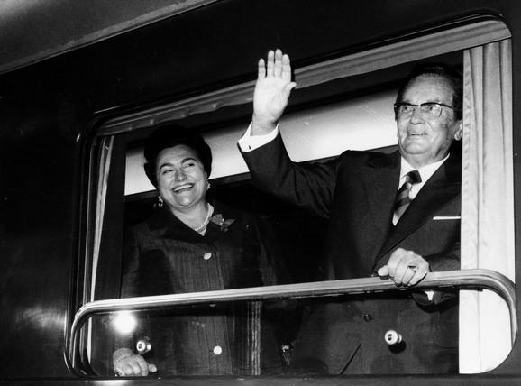 Tito, foto arhiva Blica