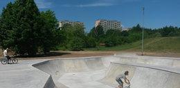 Nowy skatepark na Widzewie