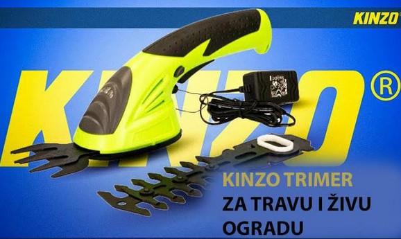 Kinzo trimer