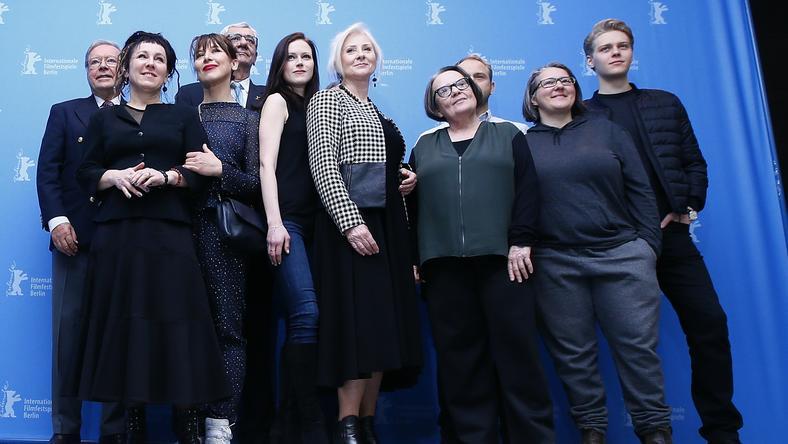 """Obsada i ekipa """"Pokotu"""" w Berlinie"""