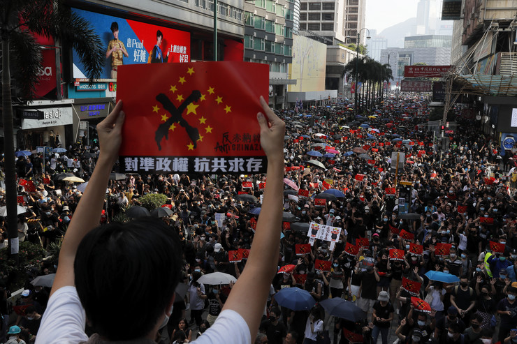 Hong Kong, protest