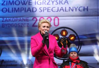 Pierwsza dama do Trzaskowskich: Przyjmijmy z szacunkiem wybór naszych rodaków w niedzielę
