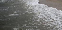 43-latek utonął w Bałtyku na oczach syna