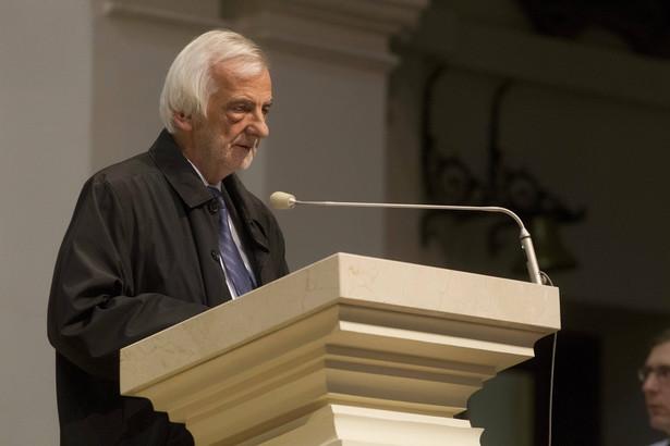 """Wicemarszałek był też poproszony o deklarację, czy wszystkie tezy zespołu będą wykorzystane w pracach sejmowych i """"nie trafią do kosza"""""""
