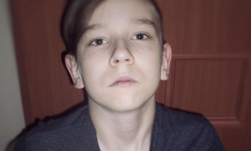 Maciuś ma 12 lat i za sobą kilka wylewów. Zostało mu 5 lat życia