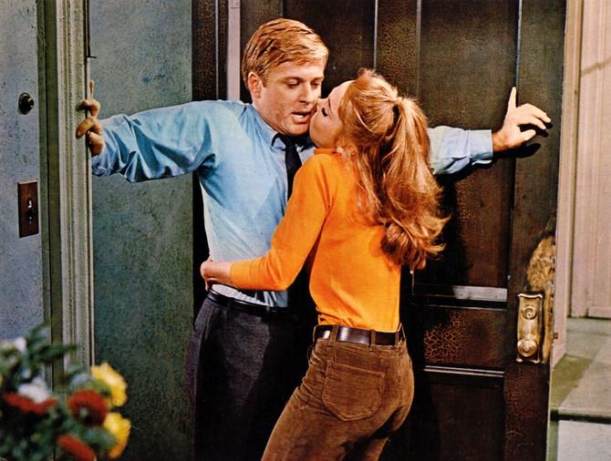 Robert Redford je 1967. zaigrao u kultnom filmu