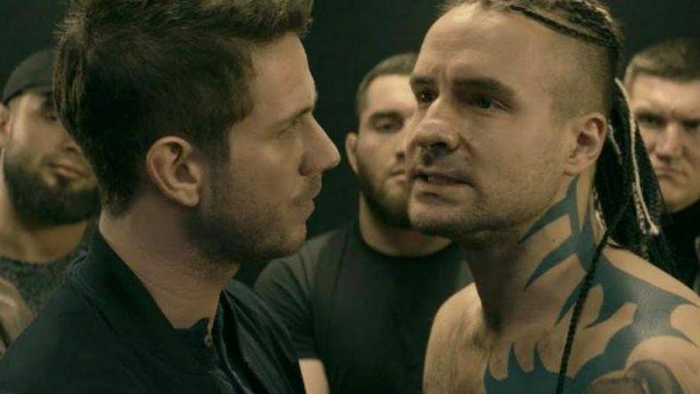 "Kadr z filmu ""Pętla"" Patryka Vegi"