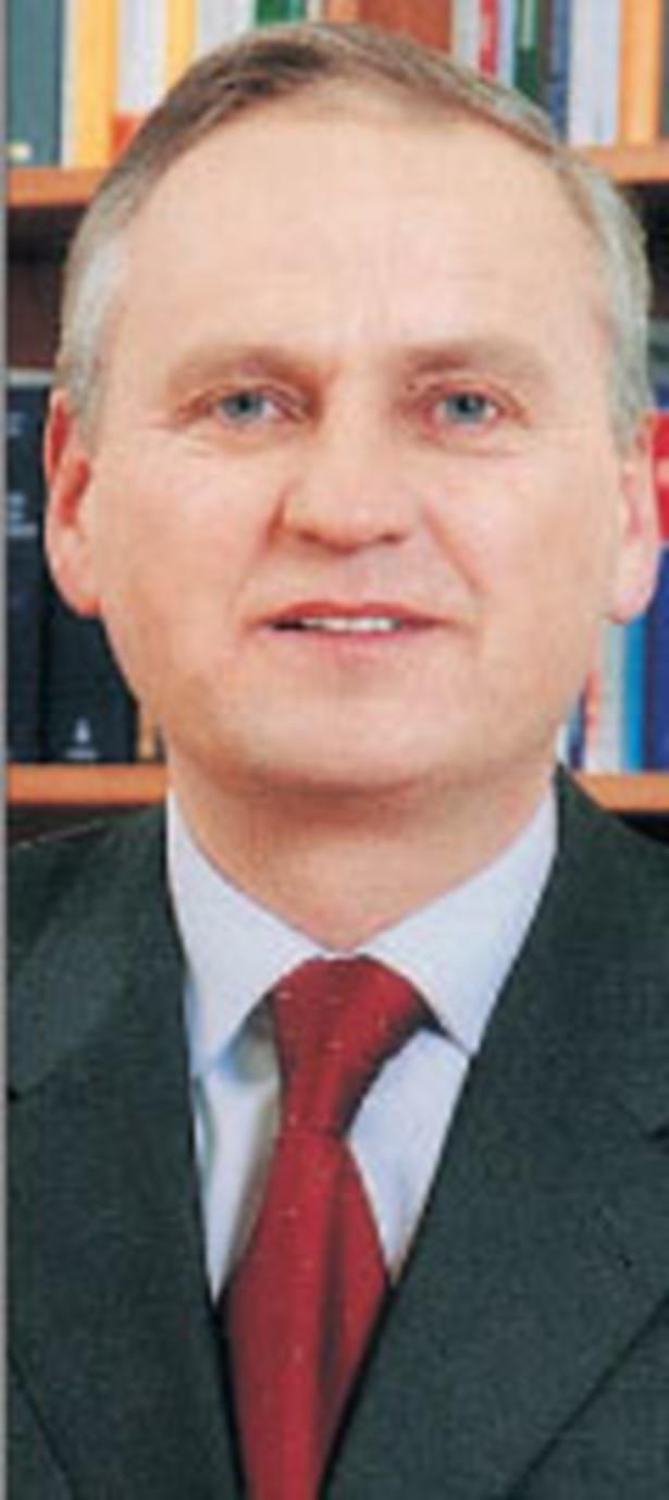 Marian Mazurek, radca prawny, partner zarządzający kancelarii M. Mazurek i Partnerzy