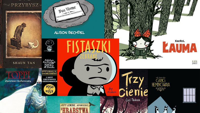 Krytycy wybrali najlepsze komiksy 2009 roku
