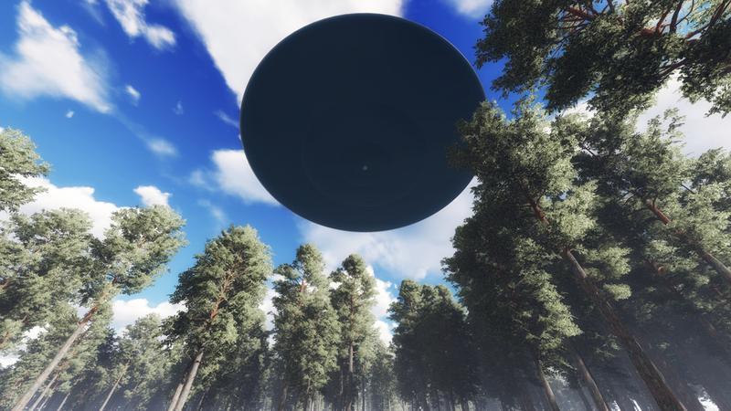 """Polskie """"strefy UFO"""""""