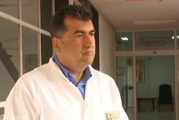 Parovi ne bi trebalo da gube vreme, smatra Aleksandar Stefanović, direktor Klinike za ginekologiju i akušerstvo KCS