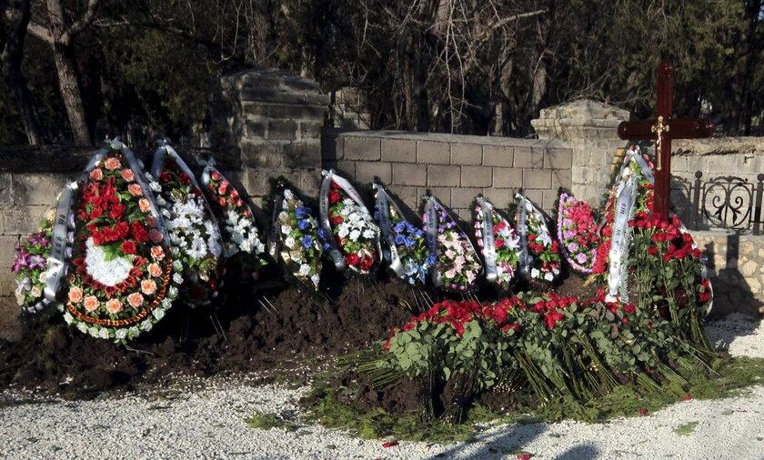 Pogrzeb młodego Janukowycza