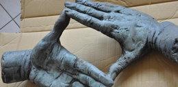 Znalezione dłonie Kieślowskiego. Były w...