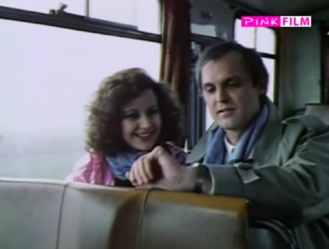 Sjajan glumački tandem bila je sa Rtakom Polićem