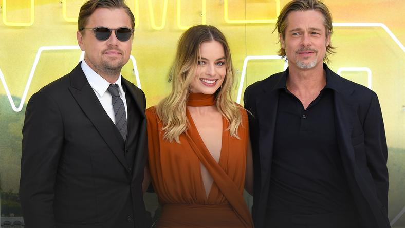 "Premiera filmu ""Once Upon A Time... In Hollywood"""