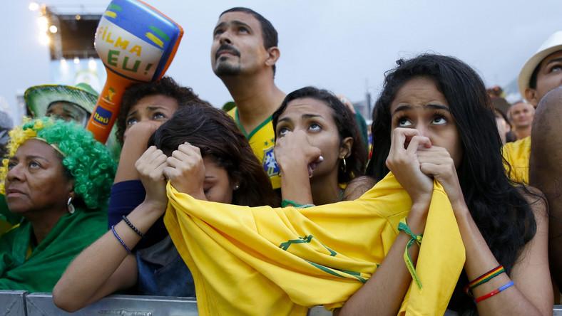 Po klęsce z Niemcami Brazylijczycy wyjdą na ulice?