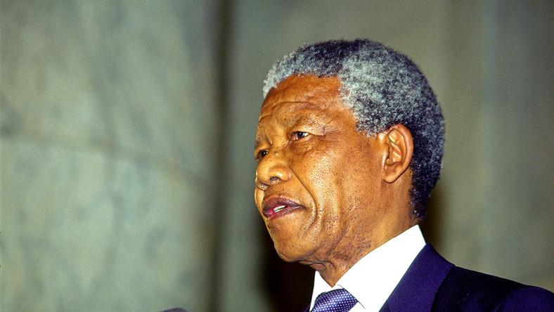 Mandela to symbol walki o wolność