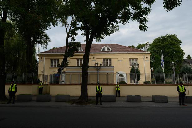 PO nie podoba się sposób, w jaki wojewoda zablokował manifestację narodowców przed ambasadą Izraela
