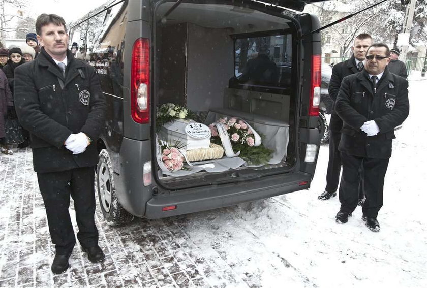 Pogrzeb Madzi