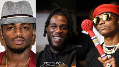 Here are the three African artists nominated for BET award
